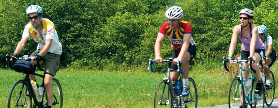 Illustration décret manifestations sportives - course cycliste
