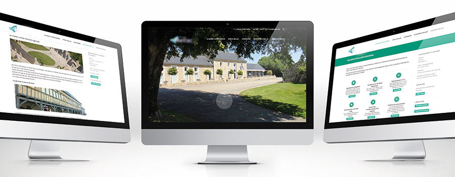 Imacs site internet, illustration mise en accessibilité des outils internet des collectivités